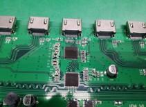 QFN,HDMI高清座贴片加工