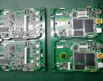 CCD图像传感器贴片